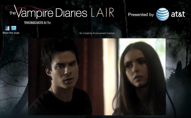 Выходом 17 серии дневников вампира