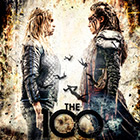 icon140_the100_s03_poster_lexa&clarke